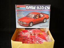 Monogram BMW 635 CSi 1/24 Kit