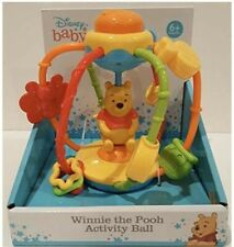 Disney Baby Winnie The Pooh Activity Ball,  6+ Months, Kids/ Toddler / Birthday