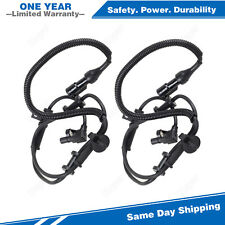 2x ABS Wheel Speed Sensor Front For 99-04 Ford F-250 F-350 F-450 F550 Super Duty
