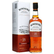 Bowmore Darkest 15 Year Old Single Malt Scotch Whisky 700mL
