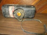 John Deere 110/112 Used Round Fender Gas Tank 2 | eBay
