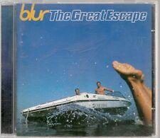 CD ALBUM 16 TITRES--BLUR--THE GREAT ESCAPE--1995