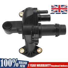 FOR JAGUAR TYPE XF XJ 2.7 3.0 NEW THERMOSTAT HOUSING WATER OUTLET PIPE JDE38234