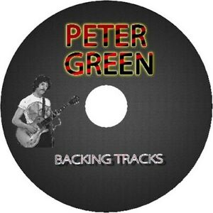PETER GREEN BLUES GUITAR BACKING TRACKS CD BEST OF GREATEST HITS PLAY ALONG MP3
