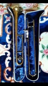 King Cleveland 605 marching trombone