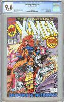 Uncanny X-Men #281 CGC 9.6 White Pages 1991 2118951012