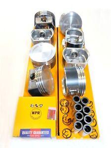 "Premium Dish-Piston/Ring Kit (.020"") 97-05 5.4L for Ford/Lincoln V8 Triton 16V"
