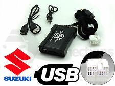 SUZUKI GRAND VITARA USB Adattatore Interfaccia ctaszusb 001 Auto Aux Sd Ingresso MP3 Jack