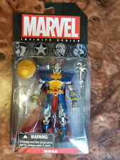 2014 Hasbro Marvel Infinite Series Death's Head with DRAX Card Error Figure