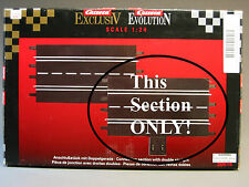 CARRERA EVOLUTION 1:24 scale CONNECTING SECTION ONLY slotcar 20515  Lot CO