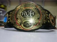 ROH Ring of Honor World Heavyweight Title Champion Belt Adult (2mm plates)