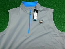 Adidas Climacool Competition Vista Grey Blue Golf Vest L Large CC Logo New NWT