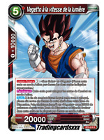 ♦Dragon Ball Super♦ Vegetto à la vitesse de la lumière : BT2-013 R -VF-