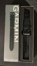 Men's Garmin Quatix 5 Stainless Steel Case Multi sport Marine Smart watch