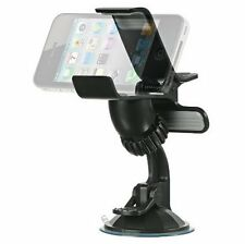 Windshield Dashboard Car Mount CellPhone Holder Samsung Galaxy Note 3 4 Edge 5 8