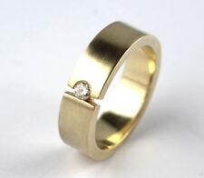 Diamant Echtschmuck mit SI Reinheit Ringgröße Innenvolumen (18,1 mm Ø)