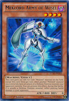 Meklord Army of Wisel Rare Yugioh Card LC5D-EN163