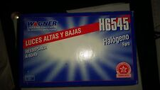 Wagner Halogen High/Low Beam H6545 NOS