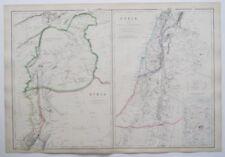 Antique Asian Maps & Atlases Palestine