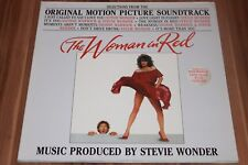 Various – The Woman In Red (1984) (Vinyl) (Motown – ZL72285)