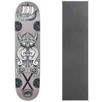 Cal 7 Legend Skateboard Deck Grip Tape Graphic Canadian Maple 8.0 8.25 8.5 Inch