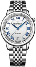 Dreyfuss Womens Analogue Classic Automatic Watch with Stainless Steel Strap DLB0
