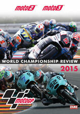 Moto2 & Moto3 Official Review 2015 (197 Mins Dvd