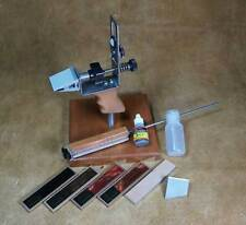 KME SHARP-  Knife/BRoadhead Sharpening System- Bowhunter set!