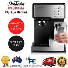Sunbeam EM5000 Café Barista Manual Espresso Drip Tea Coffee Maker Machine Home