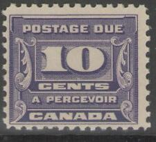 CANADA SGD17 1933 10c VIOLET MNH