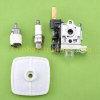 Carburetor air filter kit For Zama RB-K70 ECHO SRM201 SRM230 HC160 HC180  SRM231