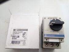 Telemecanique disjoncteur magnétique GV2 L06 1,6A