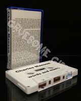 Charles Manson - Words and Music Cassette Tape TPOS 091 Interview + Instrumental