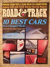 """1978 Porsche 911SC & 928 R&T """"10 Best"""" Reprint Showroom Sales Brochure RARE L@@K"""
