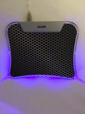 ALLSOP LED Glow HEX Mousepad / 4 USB Ports / 30918