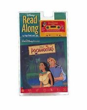 Disney's Pocahontas (Read-Along) (Book and Cassette)