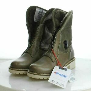 26-11 NEW $230 Women's Size 37EU Pajar Pia Faux Fur Lined Waterproof Snow Boots