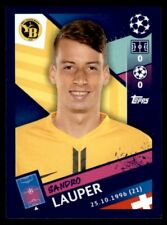 Topps Champions League 2018/19 - Sandro Lauper BSC Young Boys No. 557