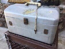 Vintage Aluminum Tackle Box