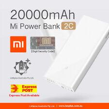 Genuine Xiaomi Mi 2C 20000mAh QC 3.0 Power Bank Dual USB Battery Fast Charge