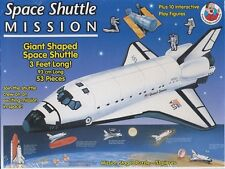 1996 FRANK SCHAFFER -  SPACE SHUTTLE MISSION PUZZLE SEALED