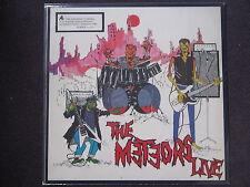 LP THE METEORS - LIVE / excellent état