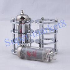 1pc Tube Guard Protector Cover For EL84 6BQ5 6P14 Audio Amp Amplifier Silver