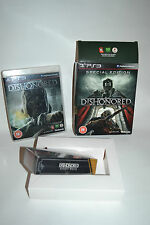 DISHONORED : SPECIAL EDITION pour PS3