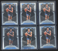 2019-20 Panini Prizm Brandon Clarke Rookie RC (6 Pack Lot) Grizzlies #266