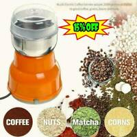 Electric Coffee Grinder Grinding Bean Spices Nut Machine Blade 150W 220V