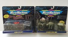 "STAR Wars Micro Machines ""The Empire Strikes Back"" & ""Return of the Jedi"""