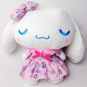 "Sanrio Pink Cinnamoroll 9"" Anime Plush Toy Cartoon Stuffed Animal Teddy doll"