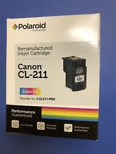 NEW Canon CL-211 Color Ink Cartridge Pixma iP GENUINE