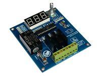 Traffic / Christmas Light Controller Sequencer AC 100-240V 50/60Hz 3Ch SSR Relay